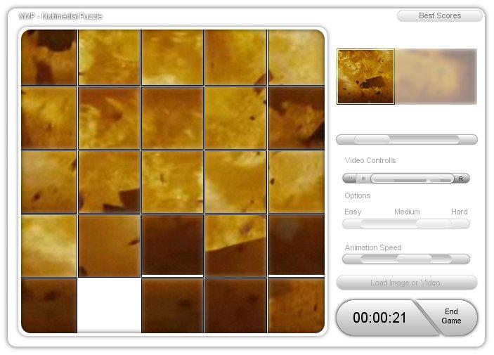javafx puzzle game